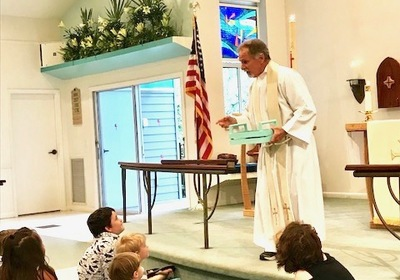 Children's Communion With Christ - Easter 2018