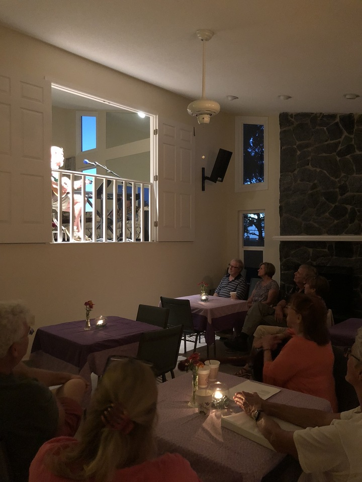 St. Peter's Coffee House - Sept. 1, 2018