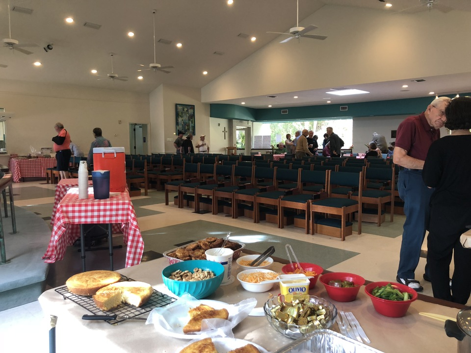 2019 Chili Cookoff & Dessert Auction