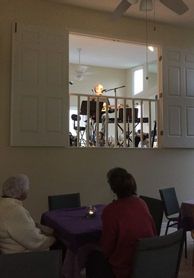 Coffee House - April 6, 2019