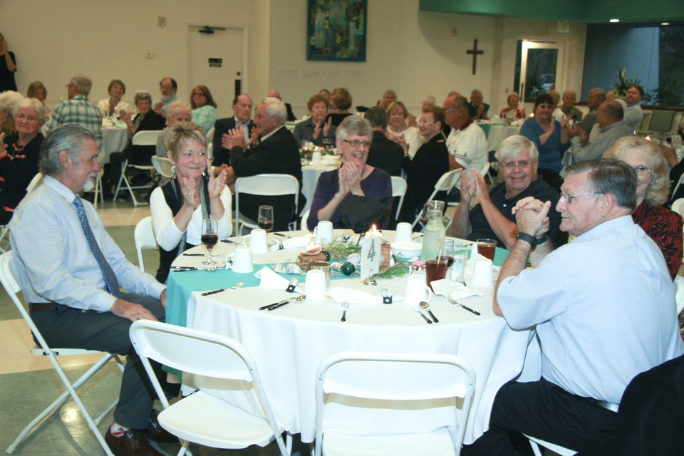 Photo Gallery - Dinner with the Bishop - 2017